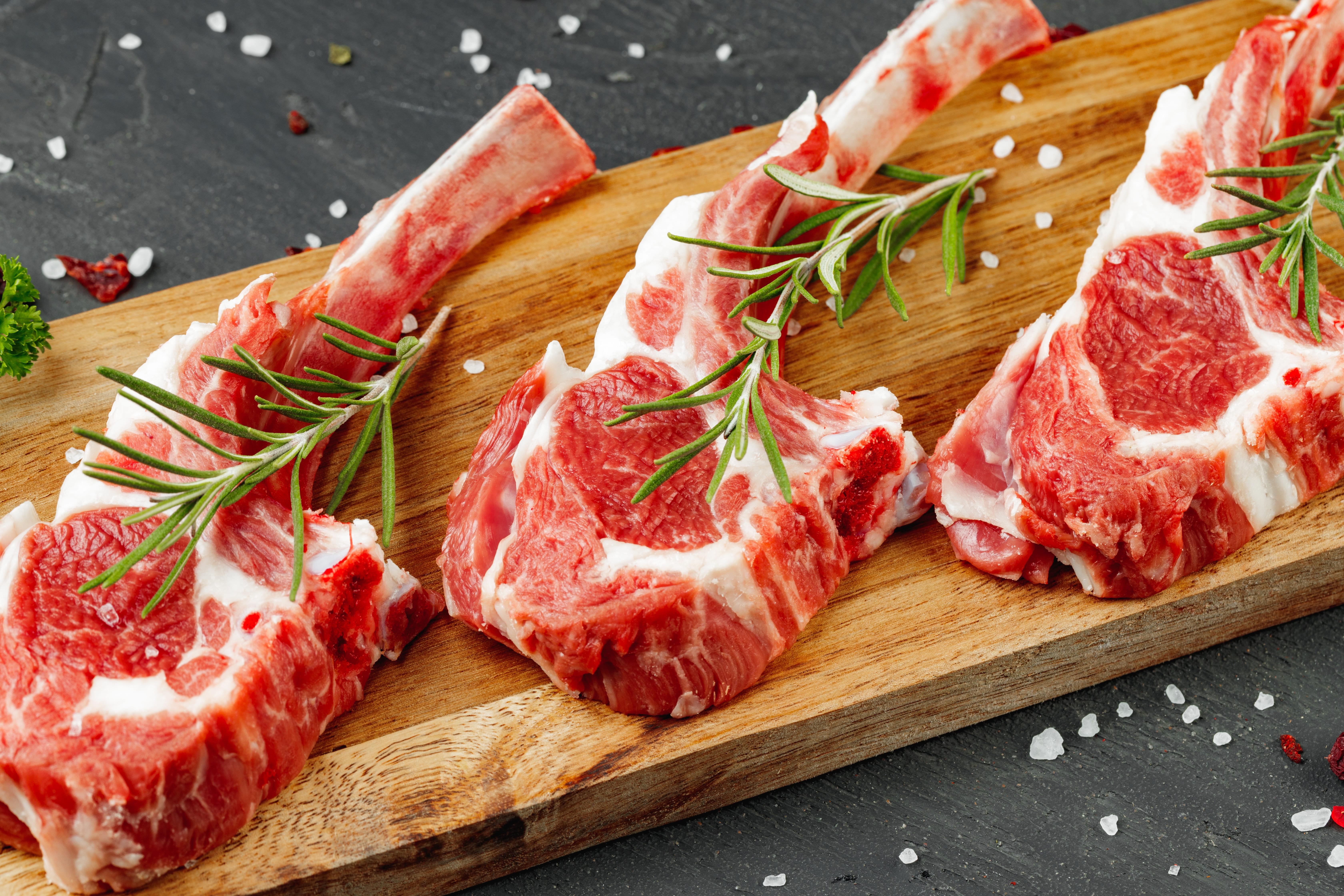 羊肉。ラムとマトン以外にも種類があるって知ってた?